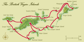 British Virgin Islands New Year Itinerary